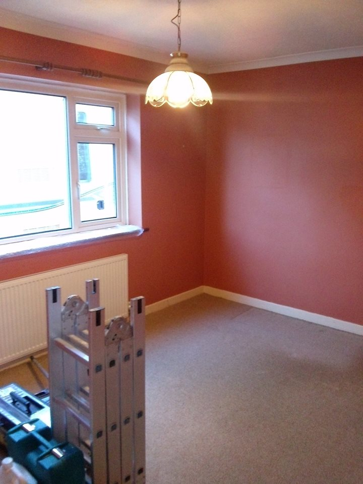 painters decorators in Coventry