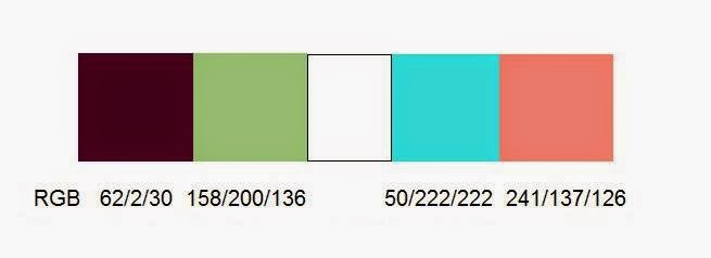 colour recipe colours